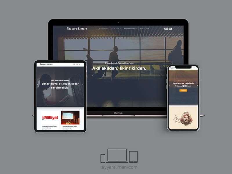 Tayyare Limanı Web Sitesi Tayyarelimani.com Yenilendi