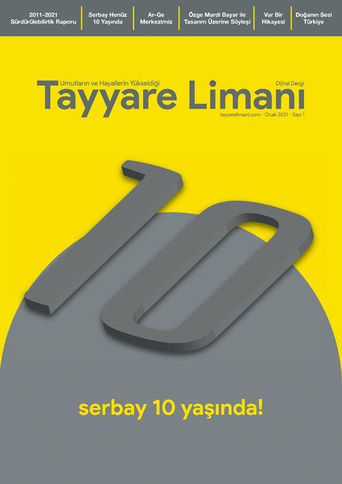 Tayyare Limanı Dergisi: Ocak 2021
