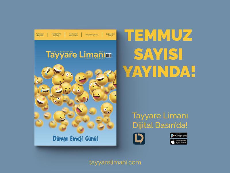Tayyare Limanı Dergisi 6'ncı Sayısı Yayınlandı