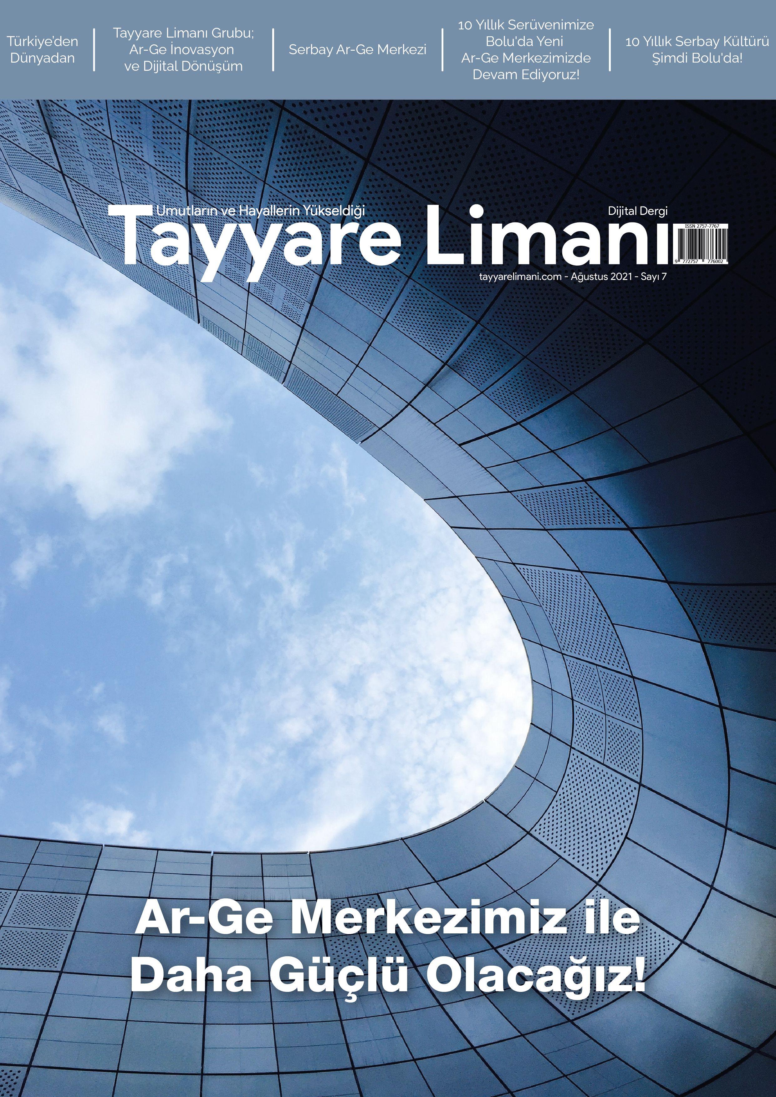 Tayyare Limanı Dergisi: Ağustos 2021