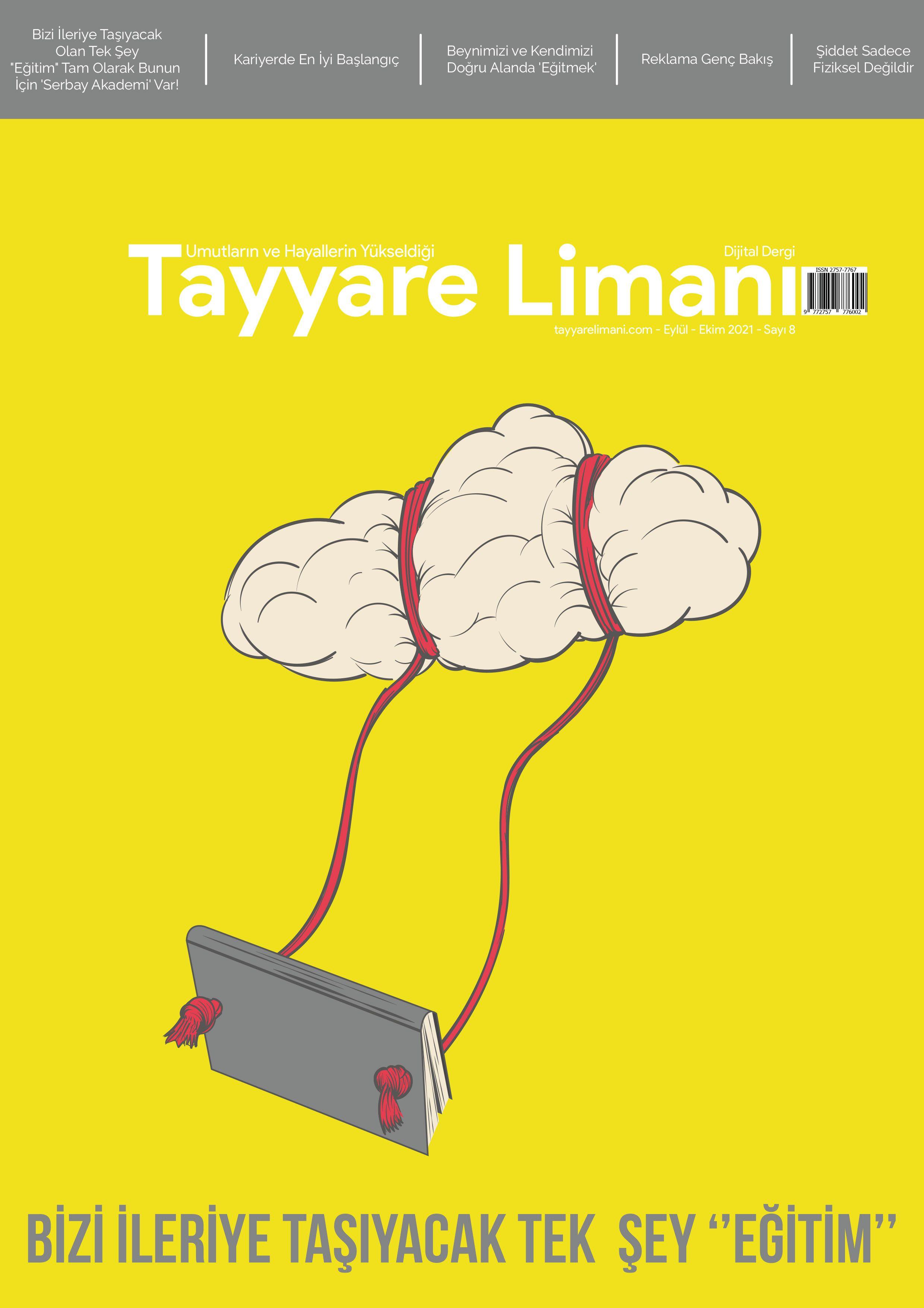 Tayyare Limanı Dergisi: Eylül Ekim 2021