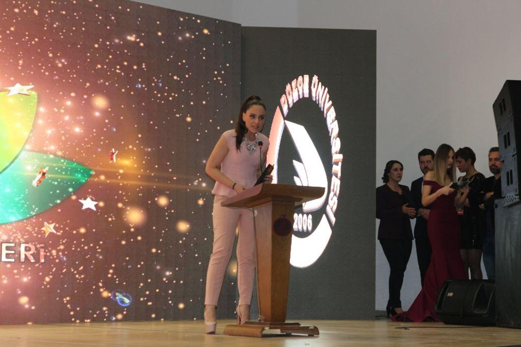 Düzce Üniversite'si 3. Medya Ödülleri Sponsoru Olduk