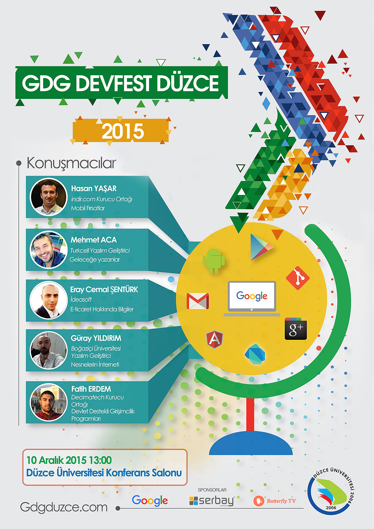 IdeaSoft, Gdg Devfest'te Öğrenciler İle Buluştu