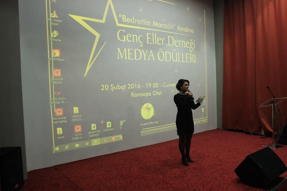 Yerel Medya Ödülleri Sponsoru Olduk