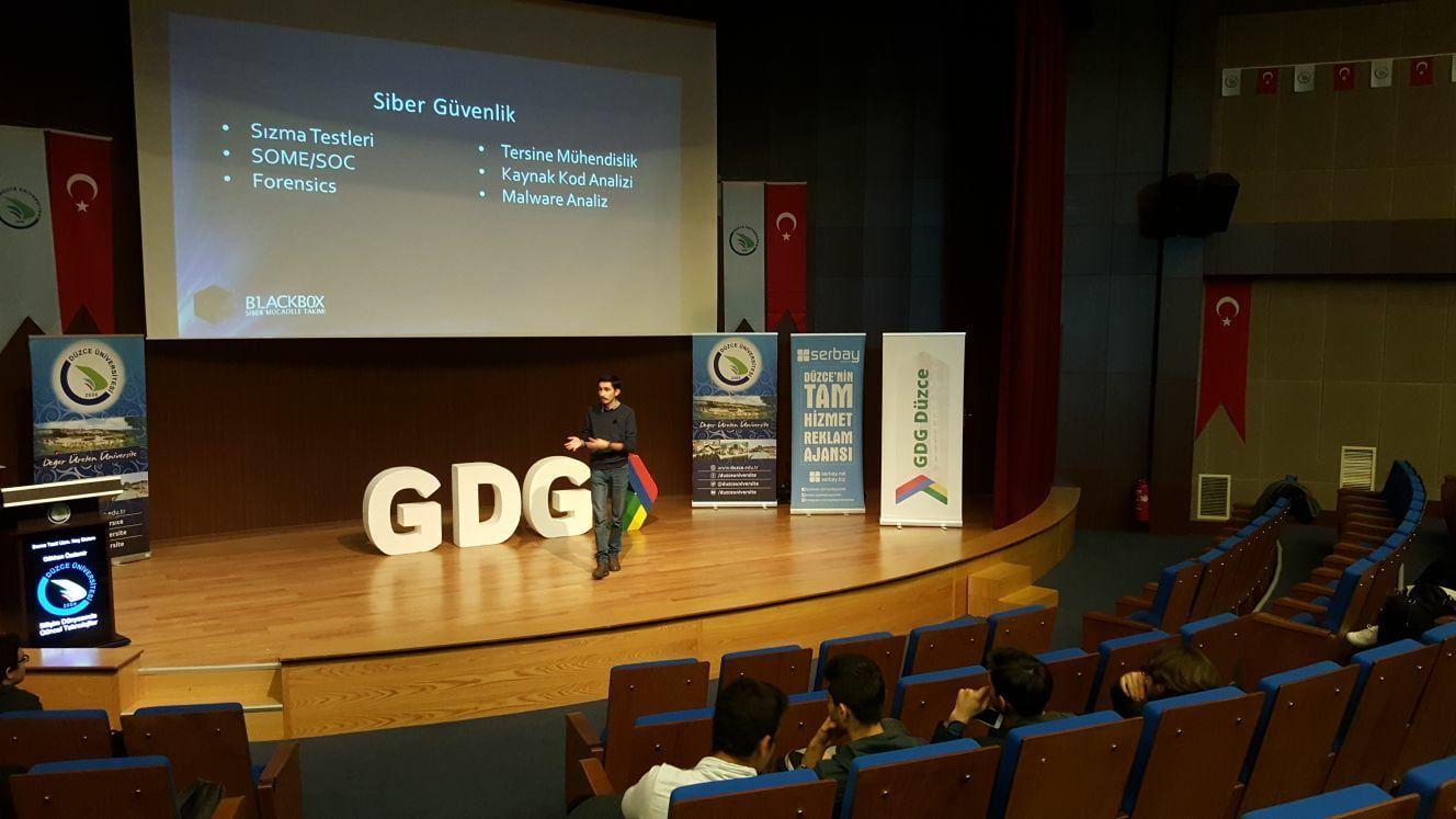 KoçSistem Sızma Testi Uzmanı Gökhan Özdemir, Siber Güvenlik konuları hakkında bilgiler paylaşıyor.