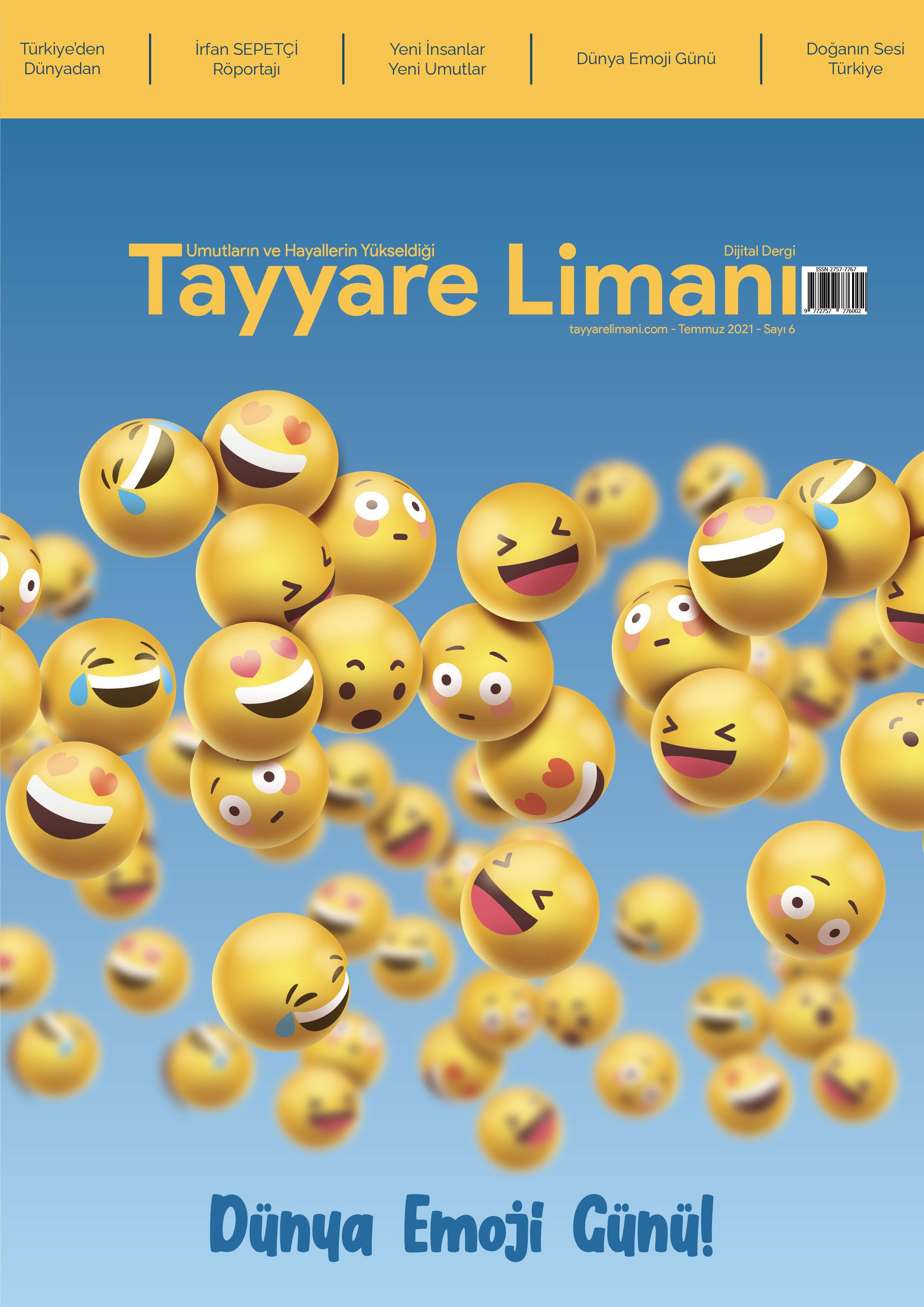 Tayyare Limanı Dergisi: Temmuz 2021