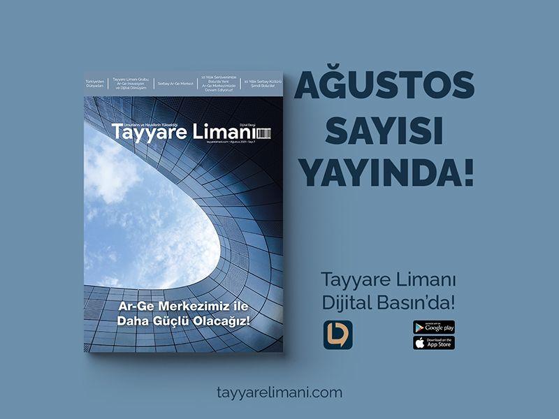 Tayyare Limanı Dergisi 7'nci Sayısı Yayınlandı